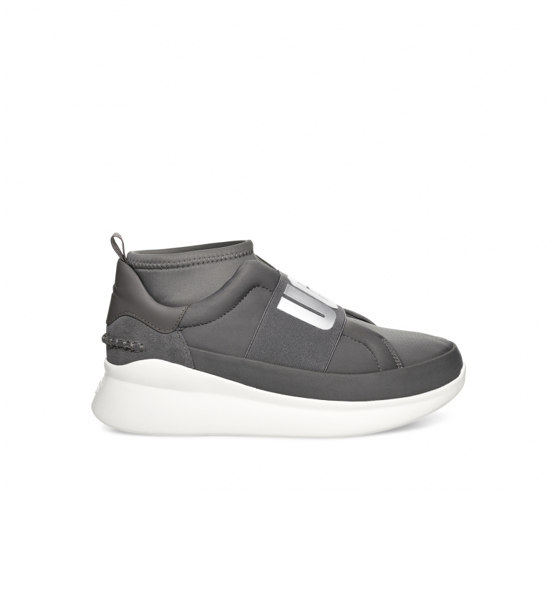Comprar UGG Baskets en cuir W Neutra grey