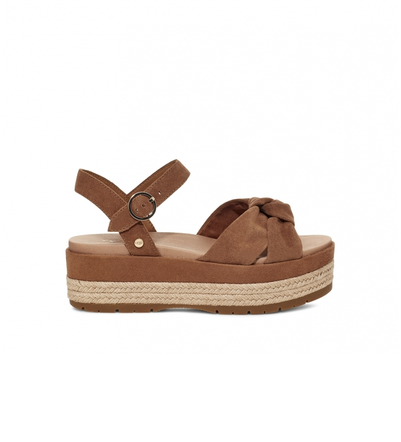 Comprar UGG Trisha brown sandals -Platform height: 6cm