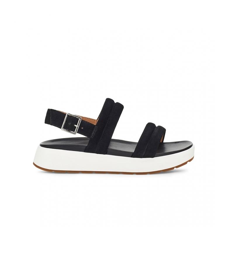 Comprar UGG Leather sandals Lynnden black