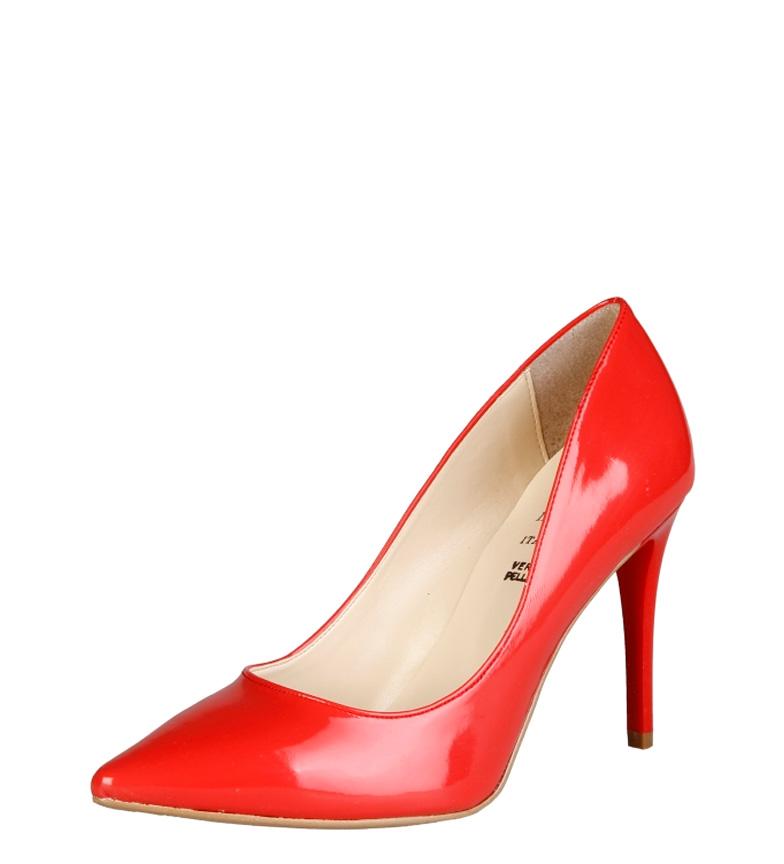 Violaine Zapatos 5cm coral V 9 Zapatos Altura 1969 tacón 1969 V Xpw7Hq6q