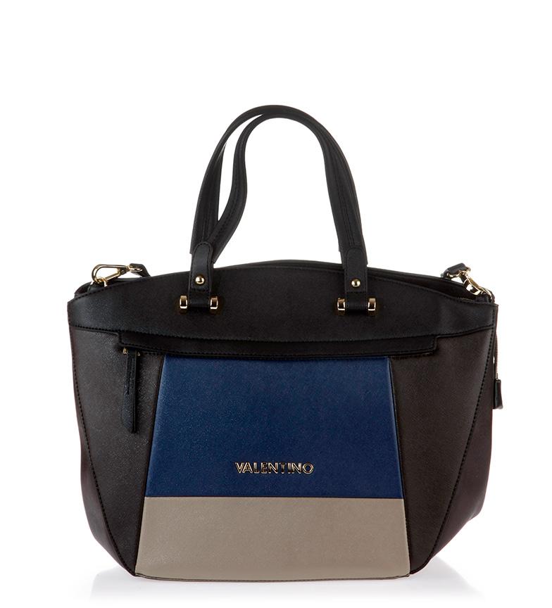 Comprar Valentino Bolso Maga marrón -28x25x17cm-