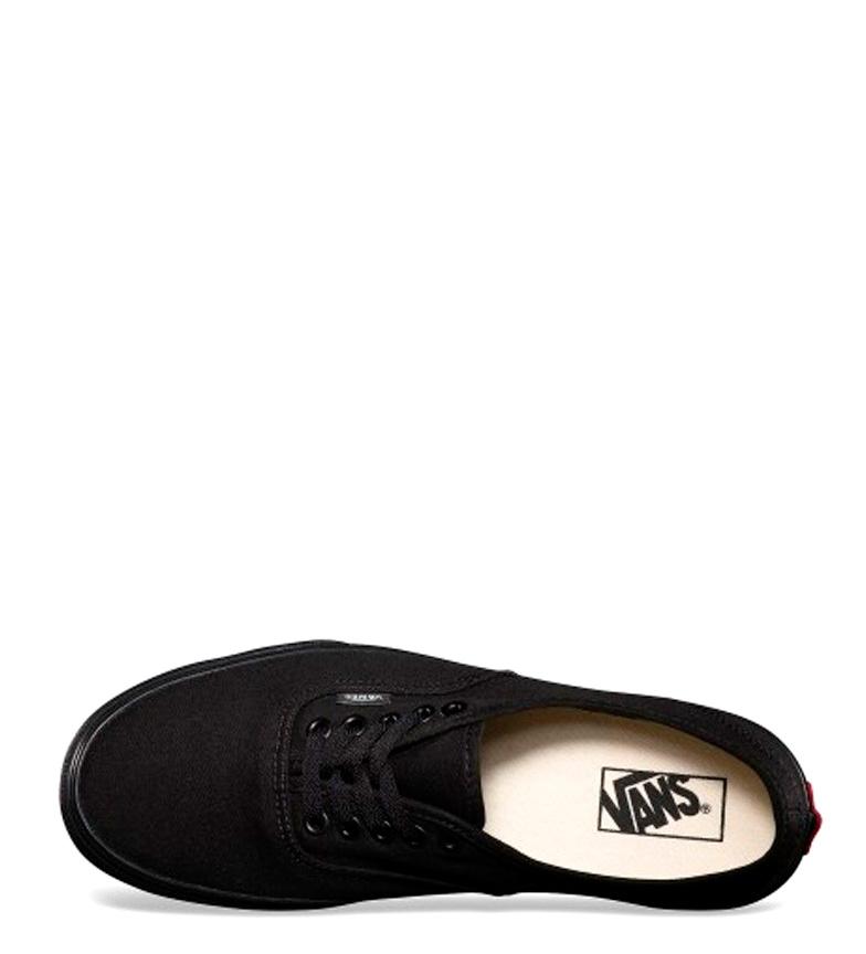black Authentic Vans i i Zapatillas VANS Zapatillas black Vans 0TwxpnR