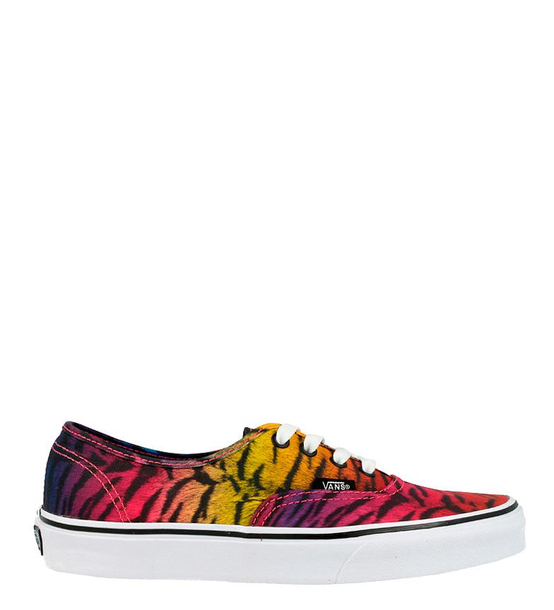 Comprar Vans Autentica FURGONI scarpe arcobaleno tigre