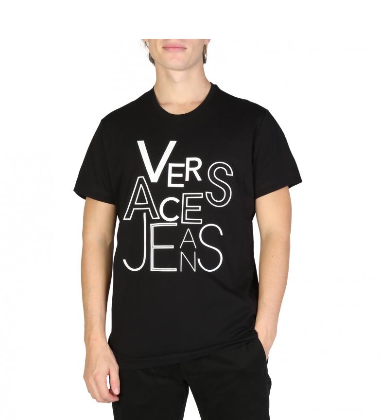 Comprar Versace Jeans Camisetas B3GSB71G_36609 preto