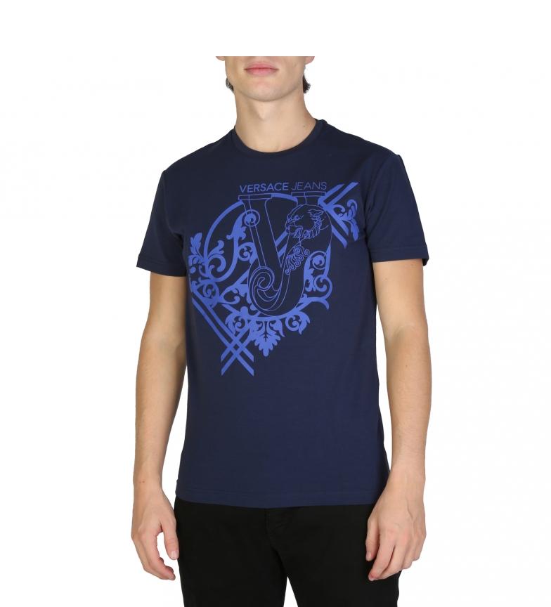Comprar Versace Jeans Magliette B3GSB74G_36643 blu
