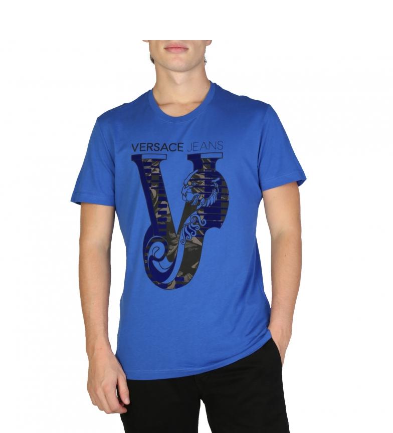 Comprar Versace Jeans Magliette B3GSB75C_36591 blu