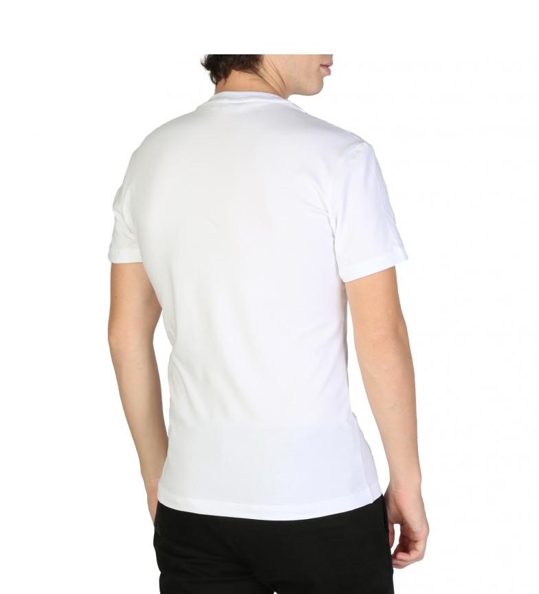 Versace White 36620 Camisetas Jeans B3gsb76i lK3TFJ1c