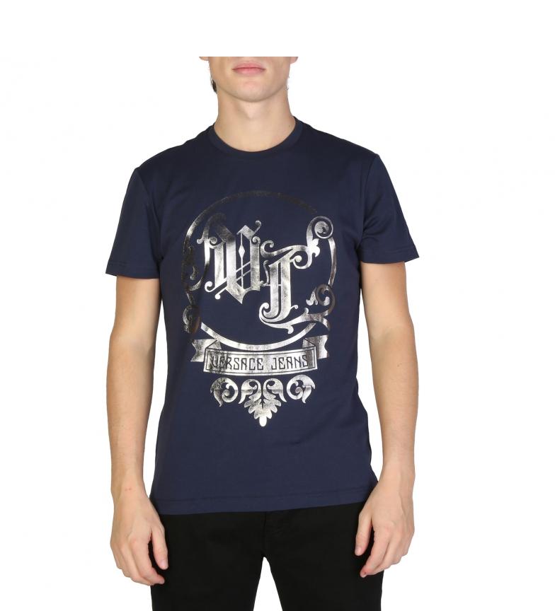 Comprar Versace Jeans Magliette B3GSB76M_36620 blu