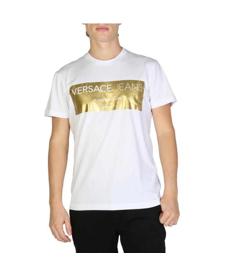 Comprar Versace Jeans Camisetas B3GSB76V_36620 branco