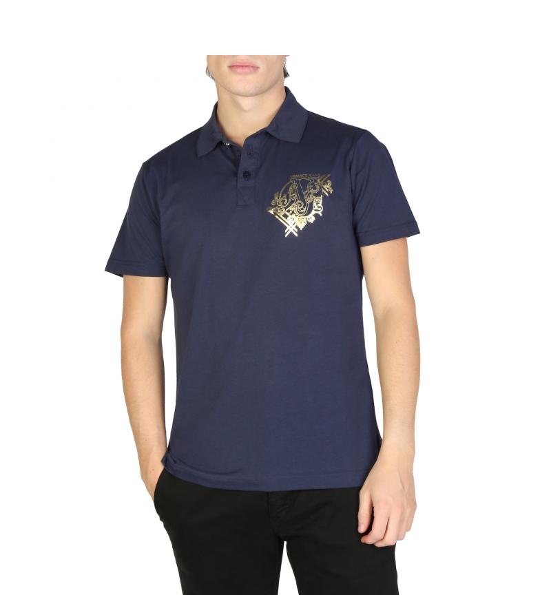 Comprar Versace Jeans Polo B3GSB7P0_36610 azul