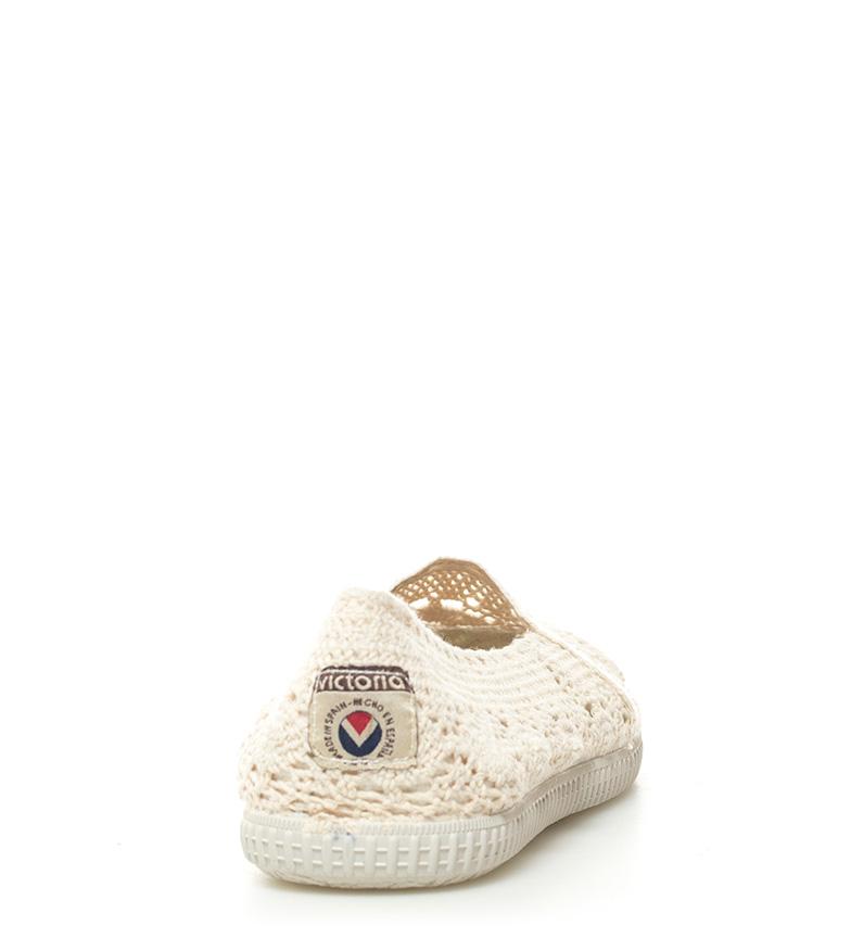 Victoria Alpargatas Victoria crochet Victoria crochet Alpargatas crochet beige beige Alpargatas PFqFrwxpE
