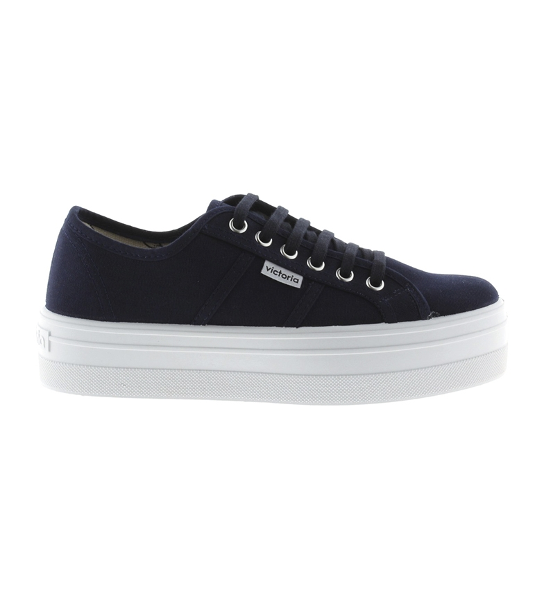 Comprar Victoria Black Barcelona shoes - platform height: 7cm