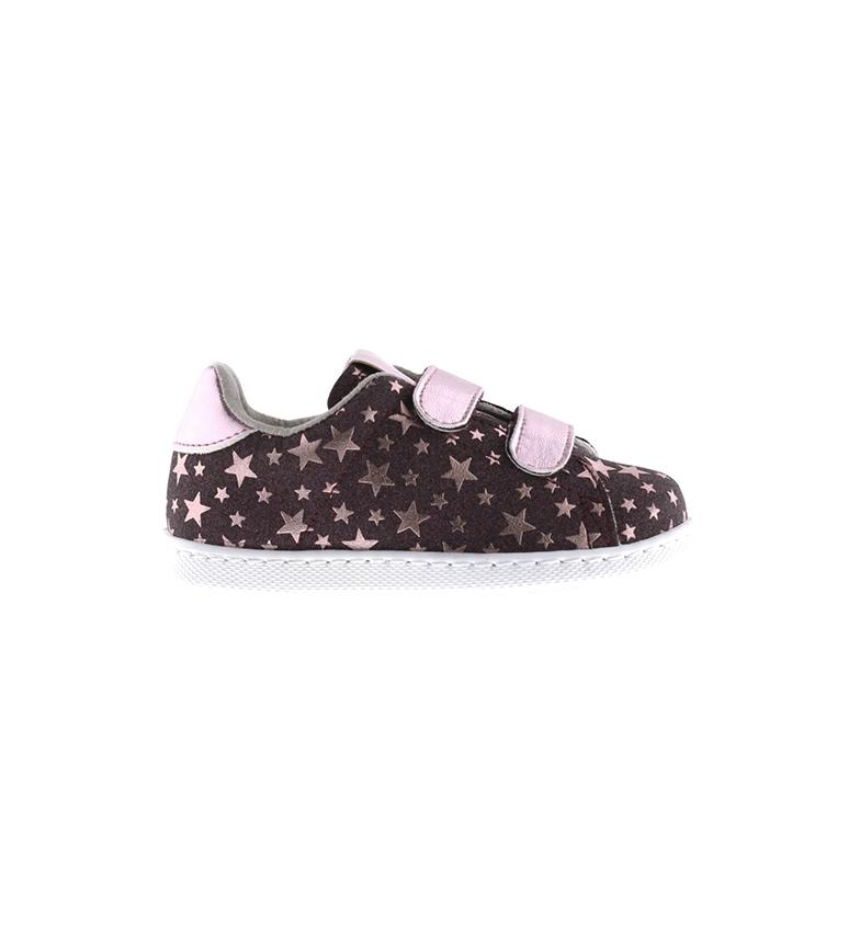 Comprar Victoria Velcro shoes Stars lilac