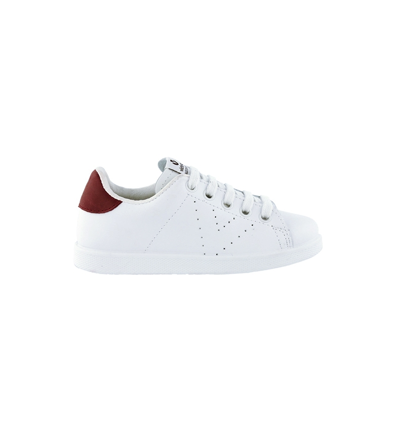Comprar Victoria Leather shoes Tennis white