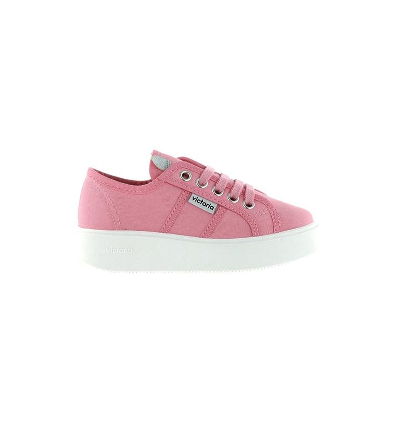 Comprar Victoria Scarpe Utopia Tela rosa