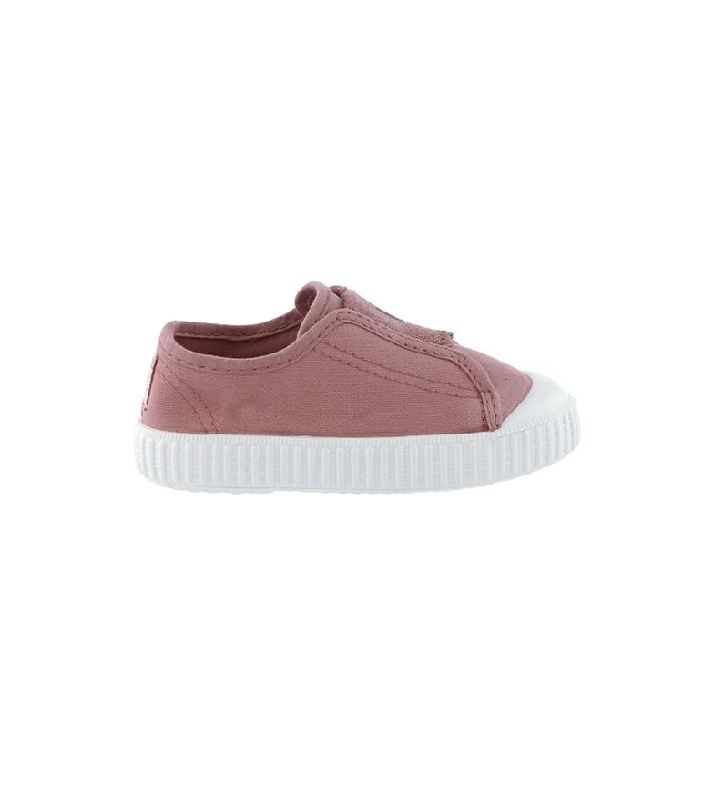 Comprar Victoria Elastic Canvas Basketball Shoes