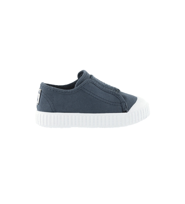 Comprar Victoria Elastic Basketball Shoes Canvas Blue
