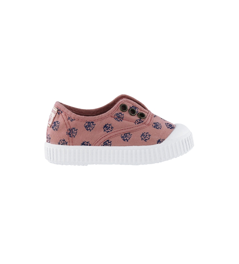 Comprar Victoria Coccinelle nude pantofole inglesi