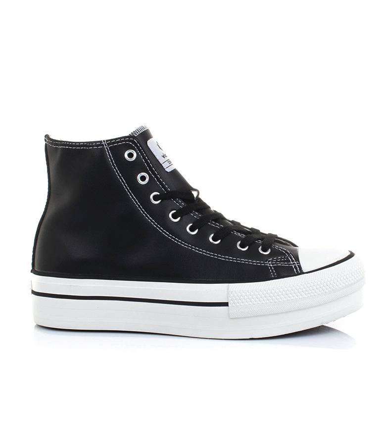 Comprar Victoria Chicago slippers black-height platform: 4cm