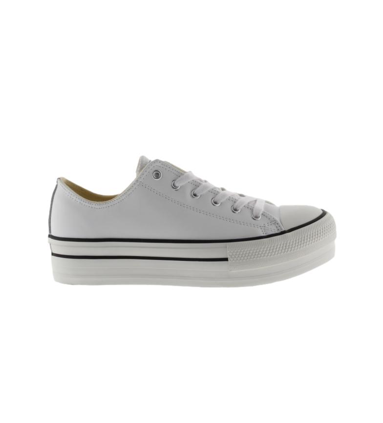 Comprar Victoria Zapatillas Tribu Doble blanco