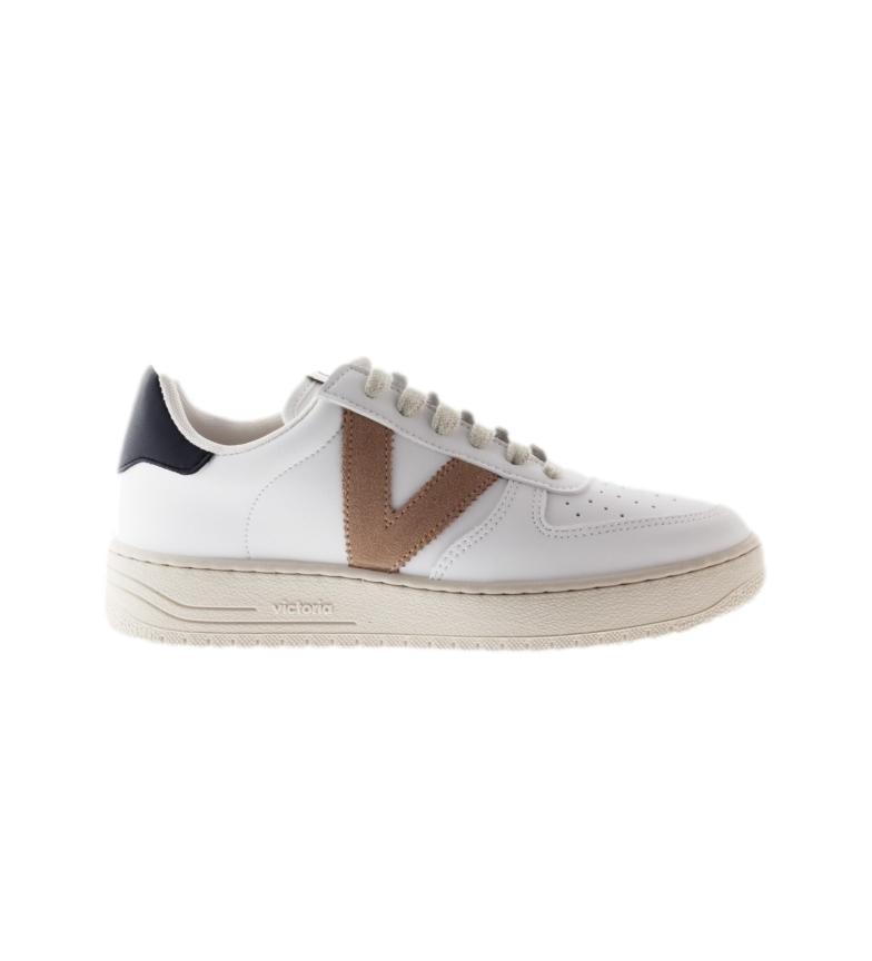 Comprar Victoria Sneakers Sempre branco, bege