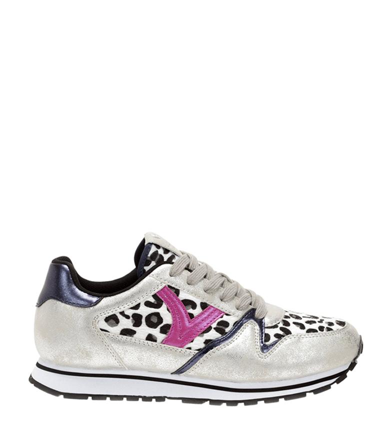 Comprar Victoria Cometa sapatos de prata