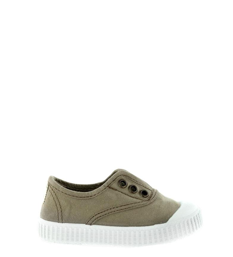 Comprar Victoria Sapatos de alcaçuz verde