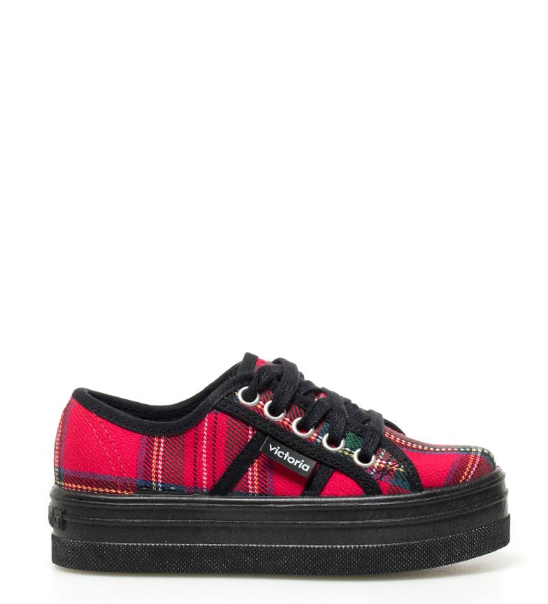 Comprar Victoria Sapatos de gelatina vermelha