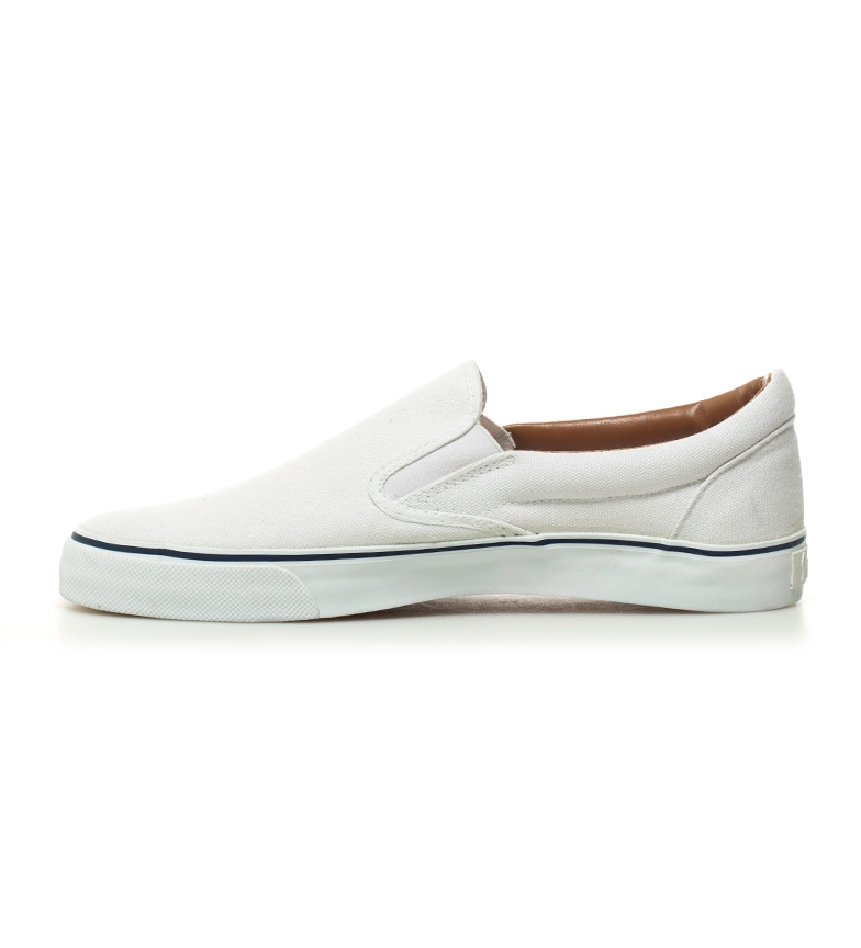 Victoria Slip On blanco