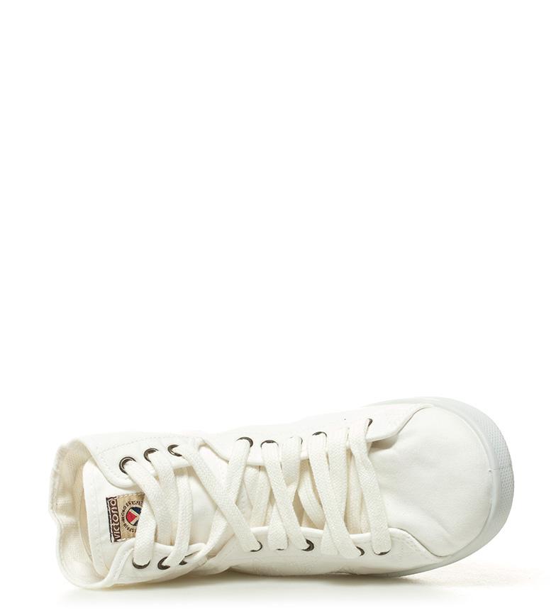 Victoria Zapatillas abotinadas Victoria Zapatillas blanco pZdZFqCw