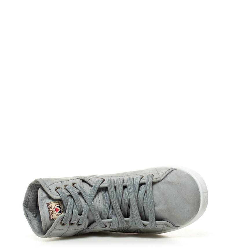 Victoria Zapatillas gris Victoria abotinadas abotinadas abotinadas gris Victoria Zapatillas gris Zapatillas xgI1qg