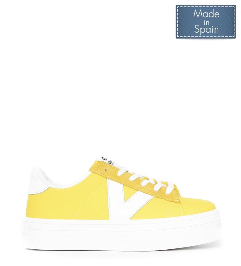 Comprar Victoria Barcelona shoes yellow -High platform: 4cm