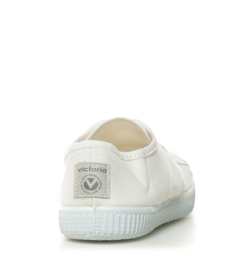 Zapatillas clásicas clásicas blanco Victoria Victoria Zapatillas Fqq04w