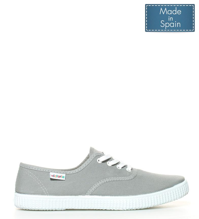 Victoria Zapatillas clásicas gris