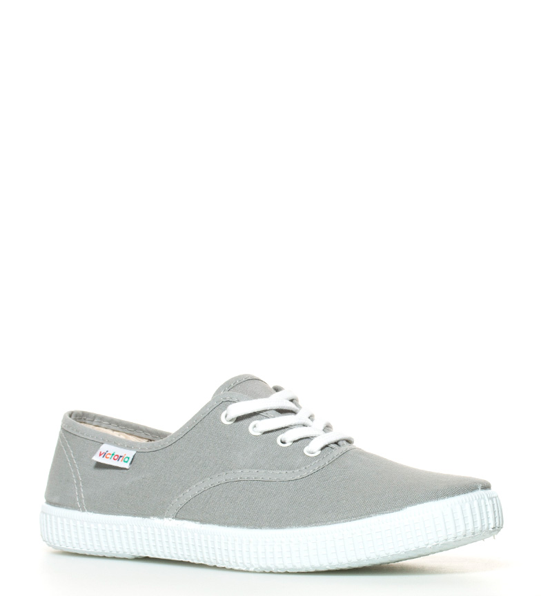 Victoria Victoria clásicas clásicas gris gris gris Victoria Zapatillas clásicas Victoria Zapatillas Zapatillas Zapatillas H1Xwnpq