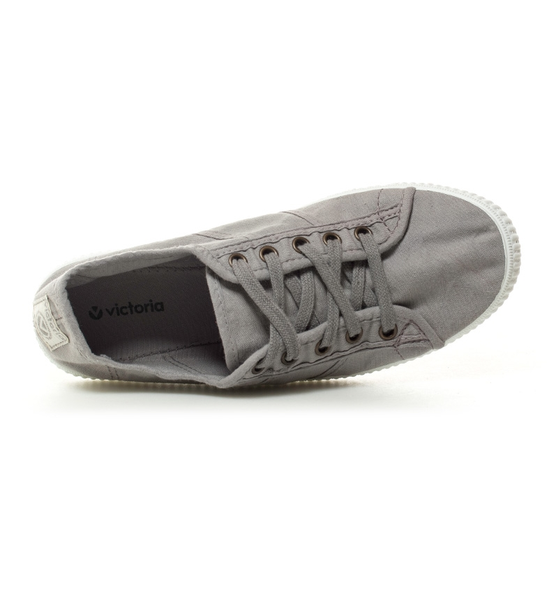 clásicas Zapatillas gris Victoria clásicas gris Victoria Victoria Victoria Zapatillas gris Zapatillas clásicas wtvOnI