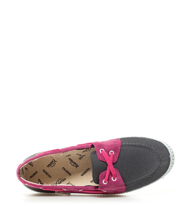 combinadas Victoria Victoria Zapatillas antracita Zapatillas xt6ZOXww