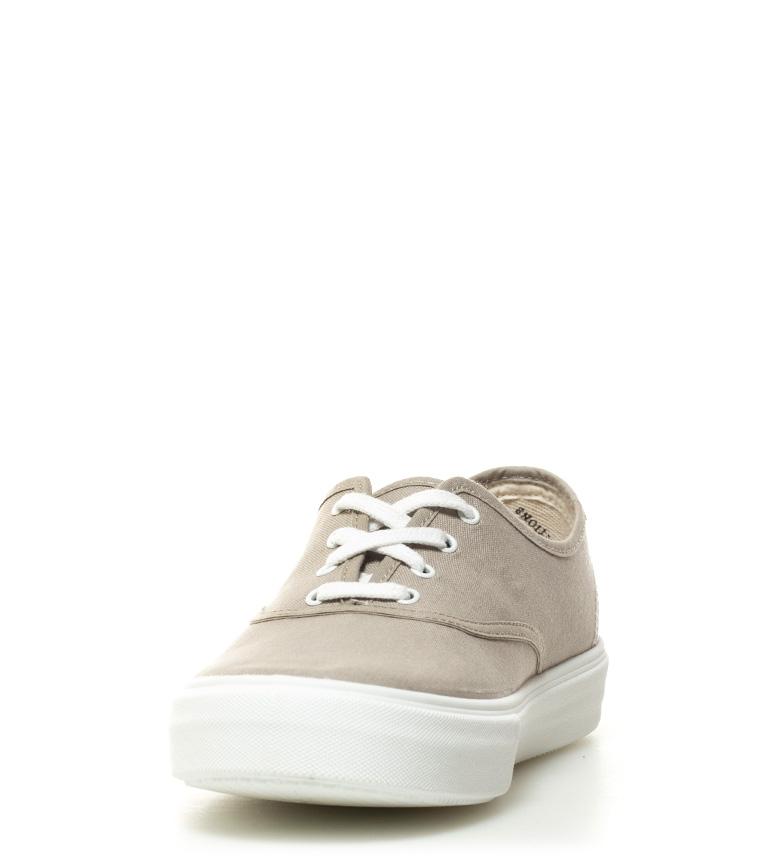 Victoria Zapatillas de Victoria lona beige Zapatillas 8xUfn5pwq