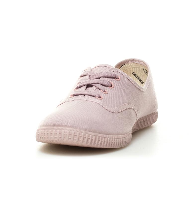 rosa Victoria Zapatillas Victoria rosa Zapatillas lona de lona de qP7HqwgxZ