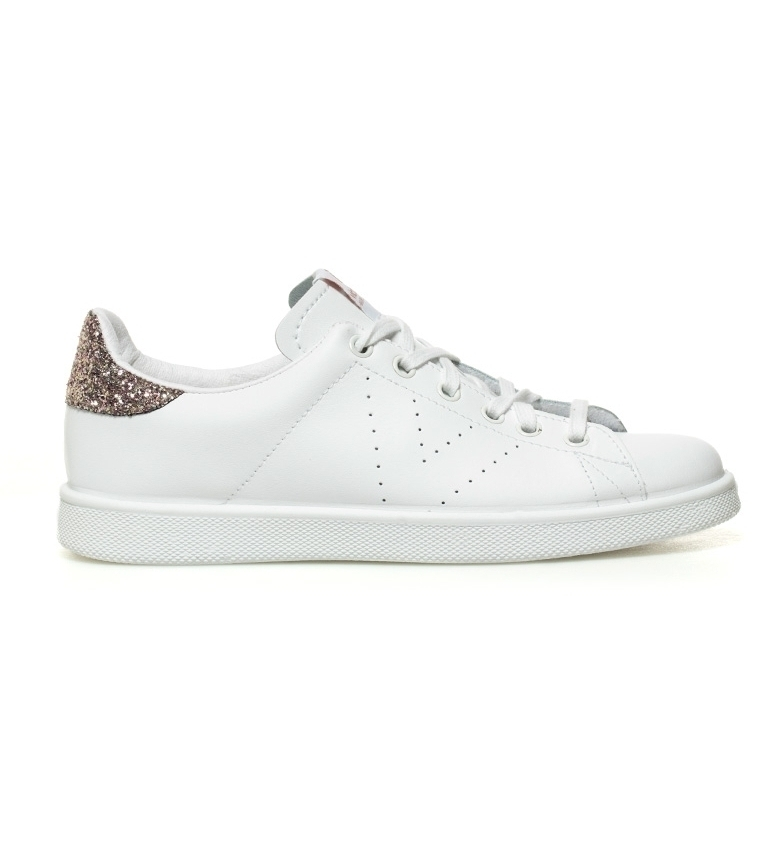 Comprar Victoria White leather shoes, pink