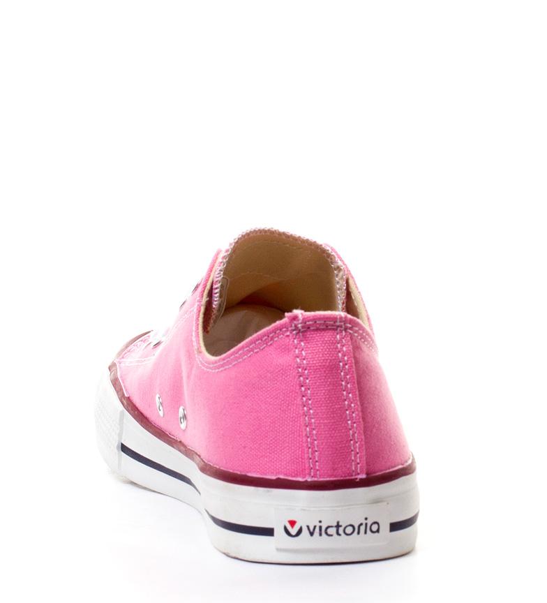 basket rosa Zapatillas Victoria Victoria rosa estilo basket Zapatillas estilo 5z8wdOqd