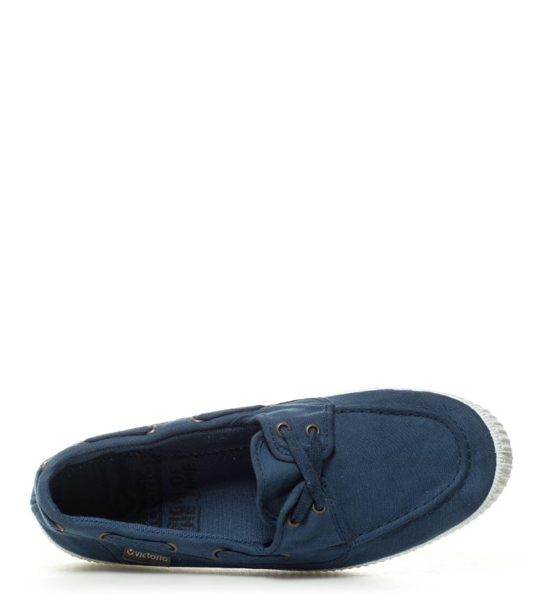 Victoria Victoria marinero Zapatillas marinero azul estilo estilo Zapatillas azul wC5zI6q