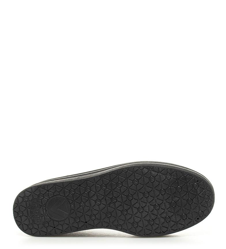 Altura negro Zapatillas Zapatillas plataforma Victoria 4cm floral Victoria negro Altura floral U8BCqw