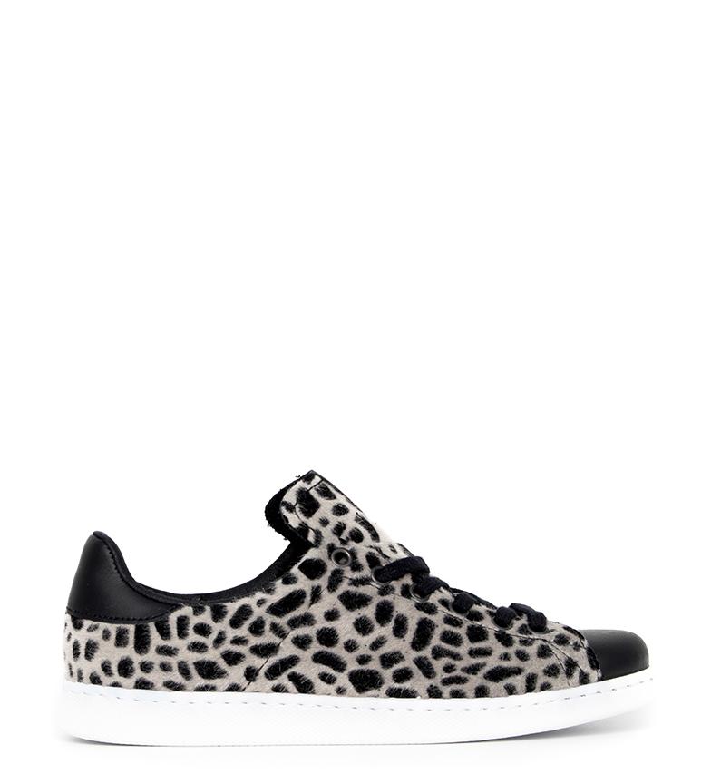 Comprar Victoria Zapatillas Leopardo gris