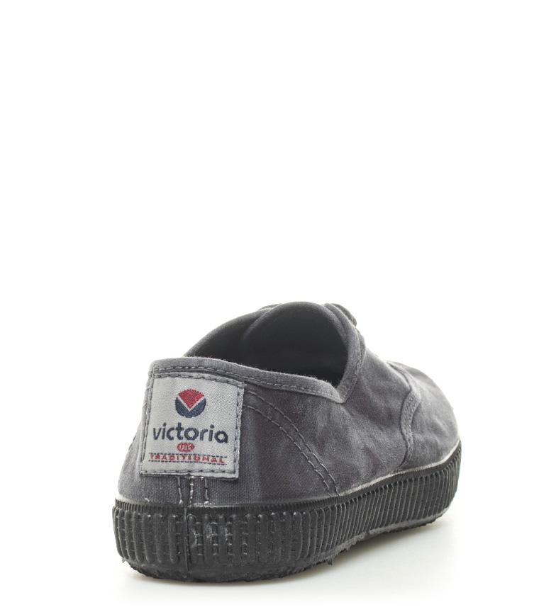 Victoria negro Zapatillas Victoria lona Zapatillas lona qaFS04S