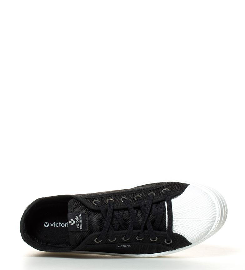 cuña Altura br negro Zapatillas 5cm br Victoria 4 BAwzXxn