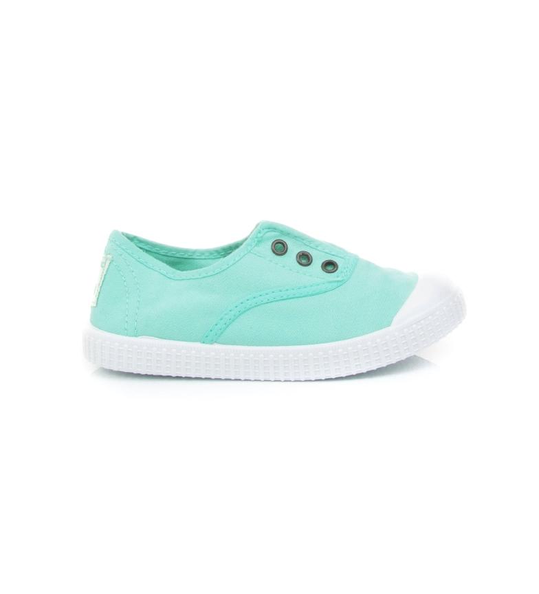 Comprar Victoria Chaussures réglisse turquoise