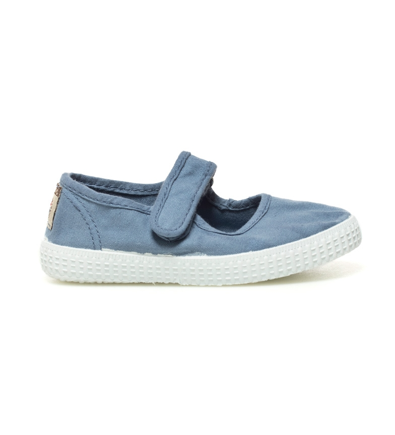 Comprar Victoria Sapatilhas Gusanito Azul