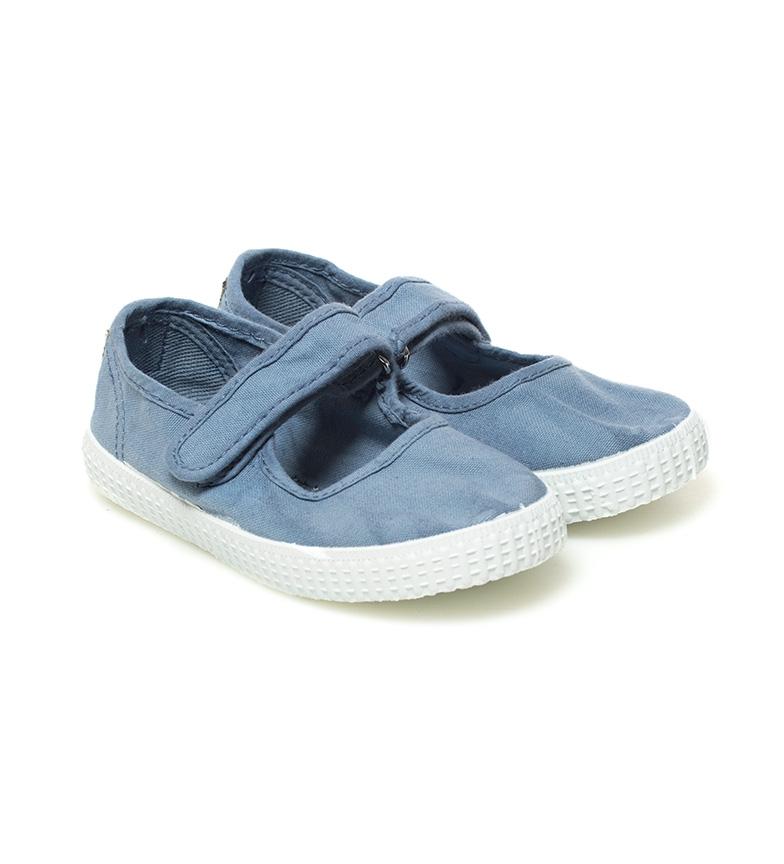 Victoria - Zapatillas Gusanito azul Czn86L