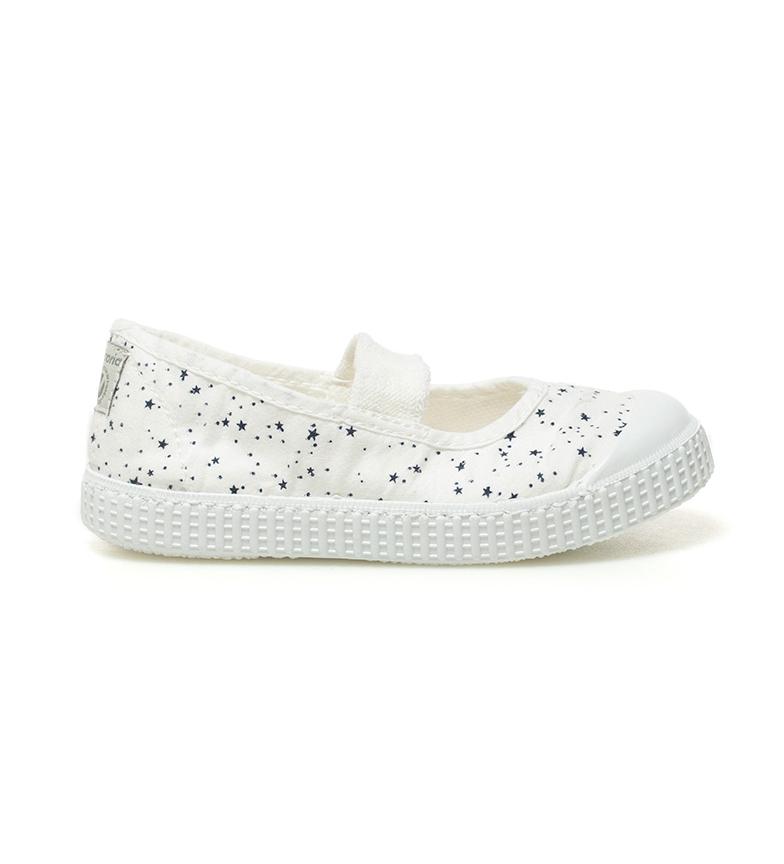 Comprar Victoria Sapatos pirulito branco